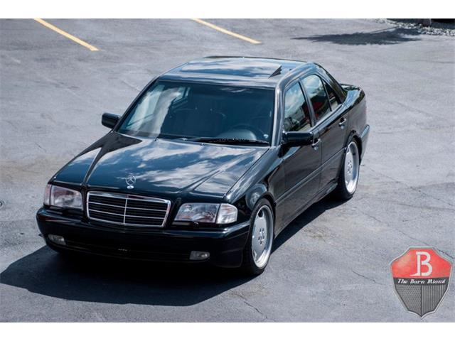 1998 Mercedes-Benz C-Class (CC-1330695) for sale in Miami, Florida