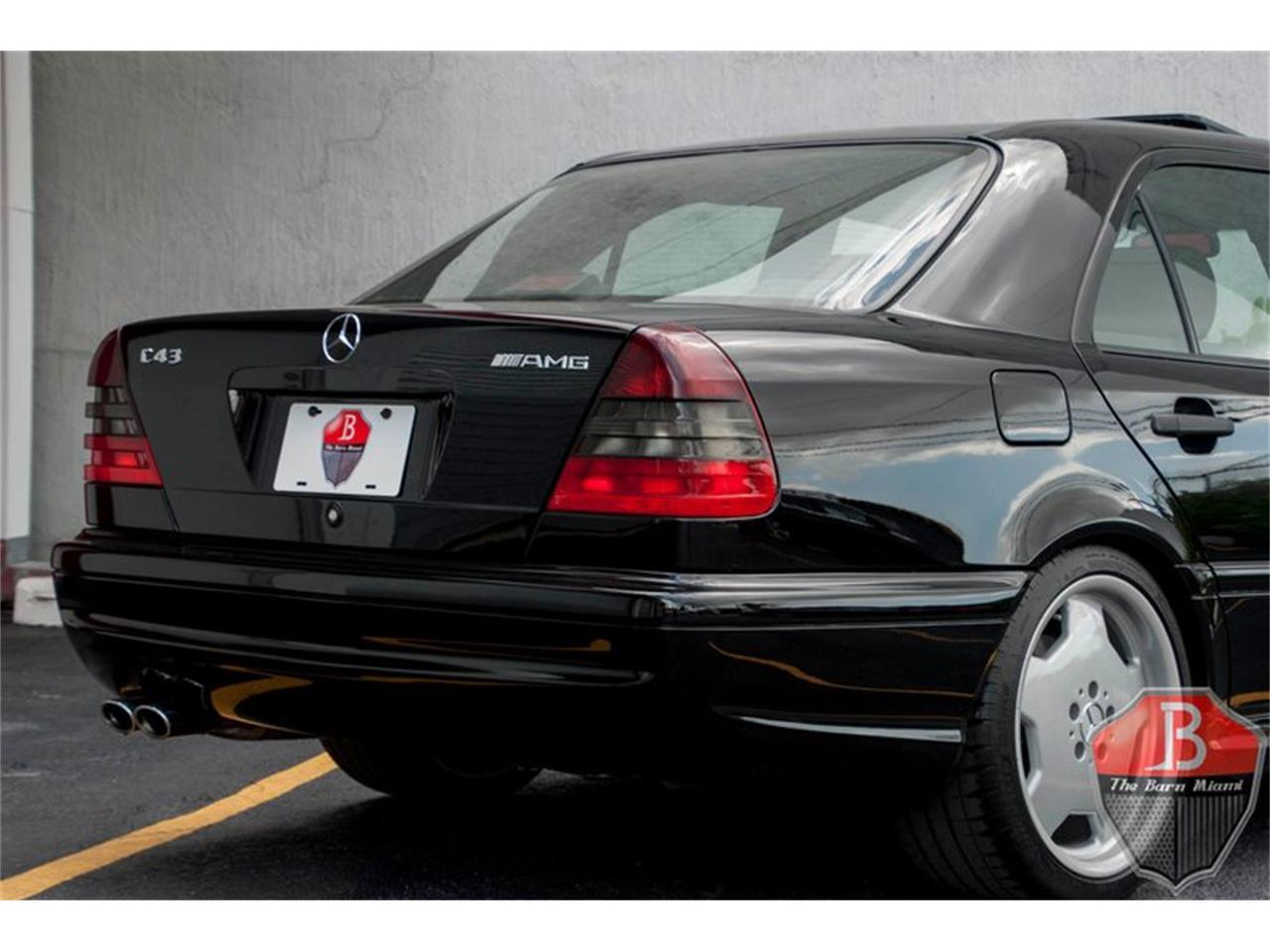 1998 Mercedes-Benz C-Class (CC-1330695) for sale in Miami, Florida