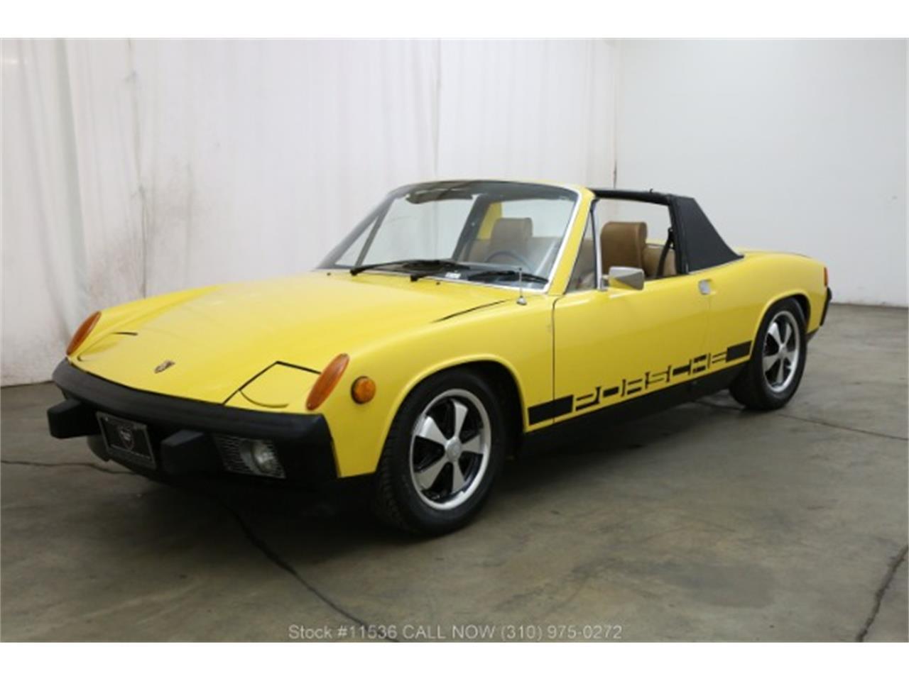 1974 Porsche 914 (CC-1336966) for sale in Beverly Hills, California