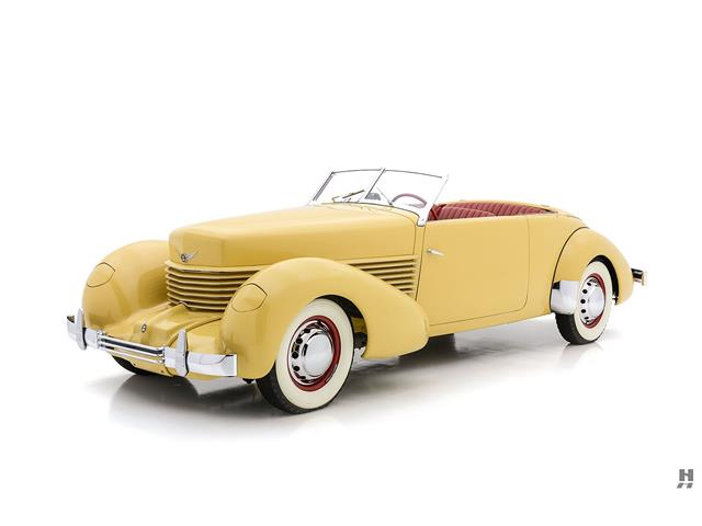 1937 Cord 812 (CC-1336978) for sale in Saint Louis, Missouri