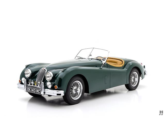 1956 Jaguar XK140 (CC-1336986) for sale in Saint Louis, Missouri