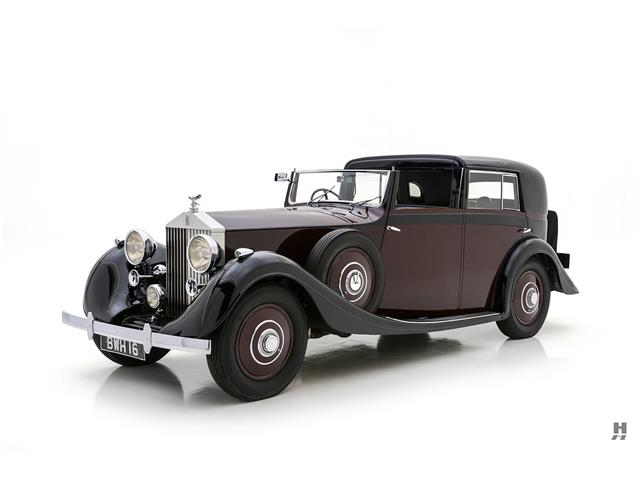 1937 Rolls-Royce 25/30 (CC-1336995) for sale in Saint Louis, Missouri