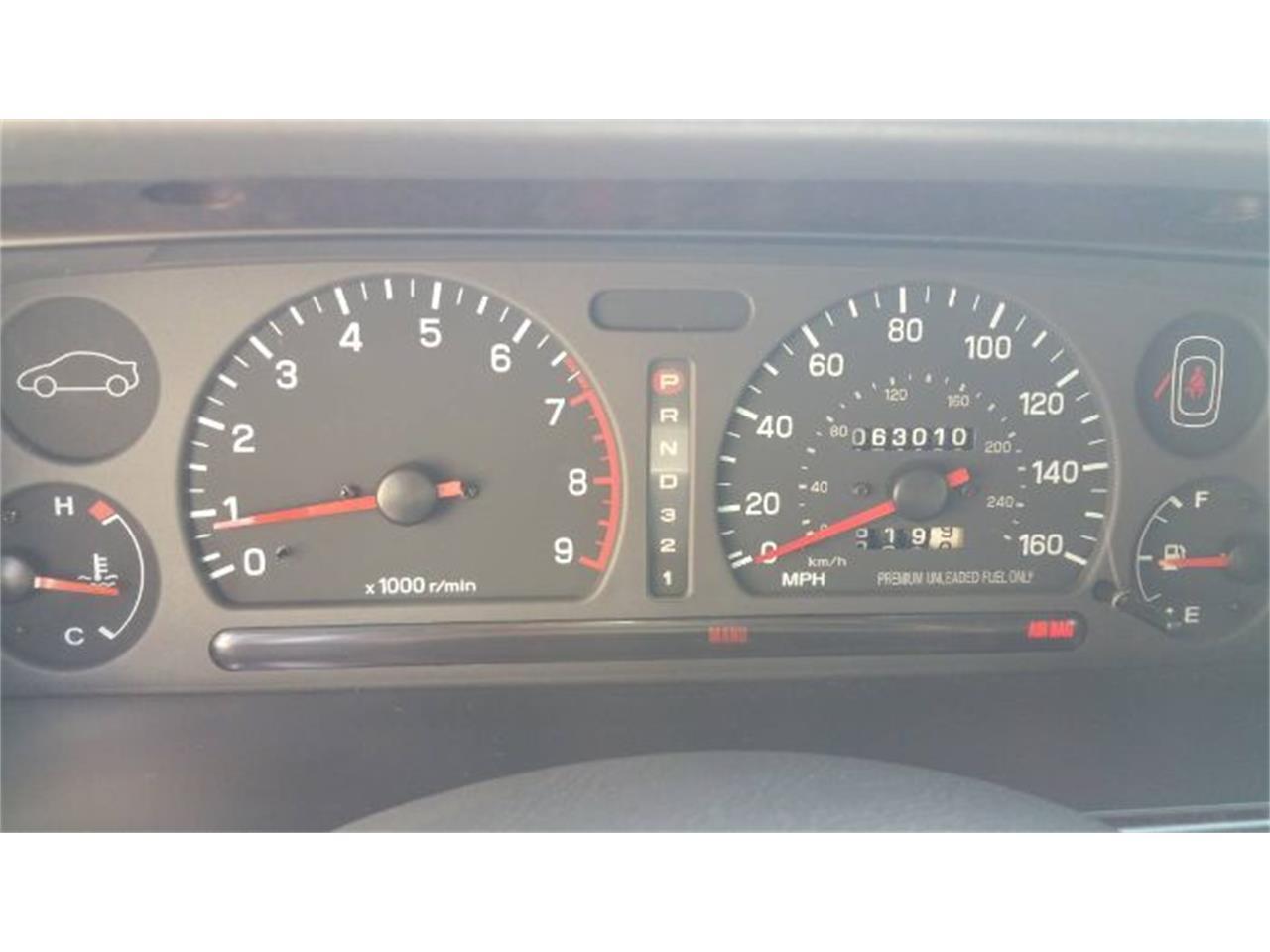 1992 Subaru SVX (CC-1337004) for sale in Cadillac, Michigan