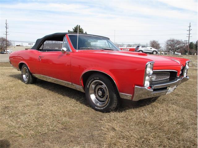 1967 Pontiac GTO (CC-1337007) for sale in Troy, Michigan