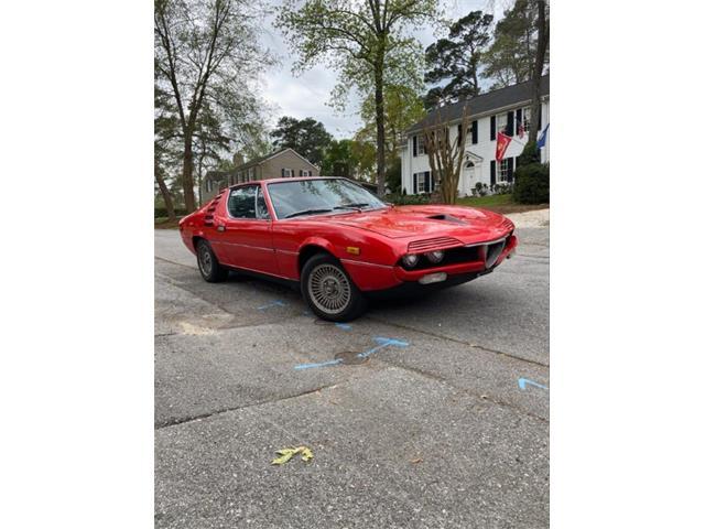 1972 Alfa Romeo Montreal