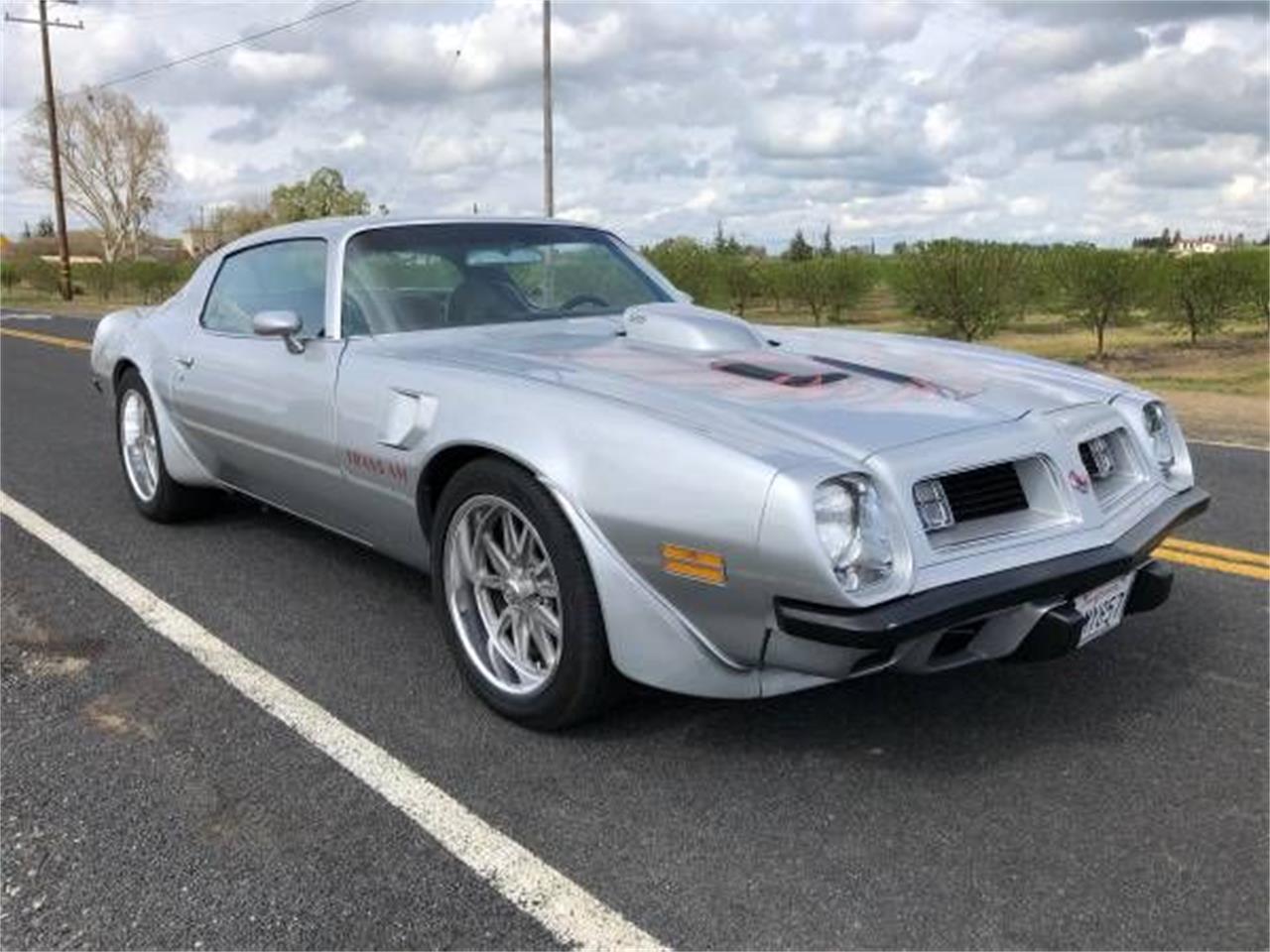 1975 Pontiac Firebird (CC-1337055) for sale in Cadillac, Michigan
