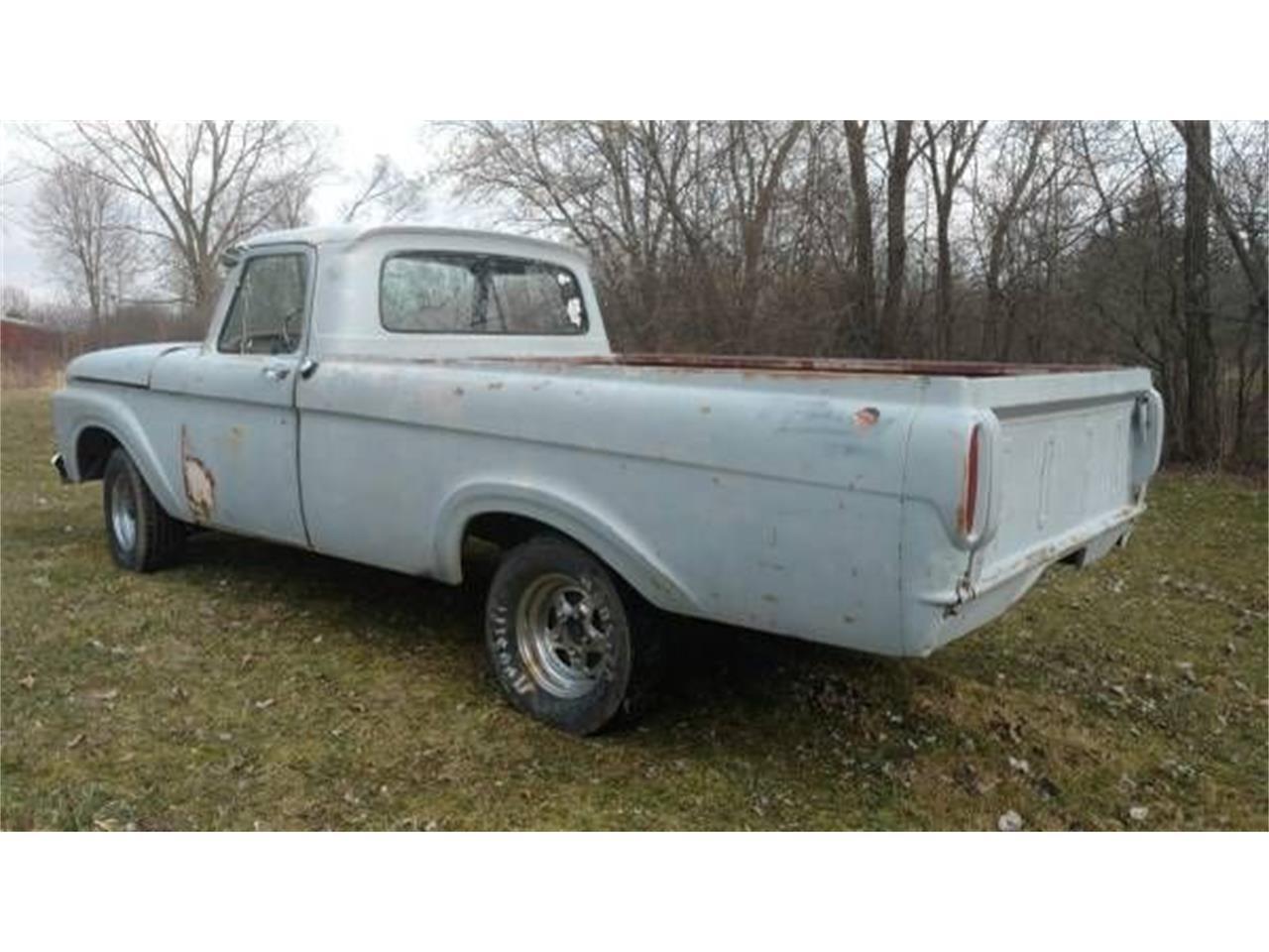 1962 Ford F100 (CC-1337056) for sale in Cadillac, Michigan