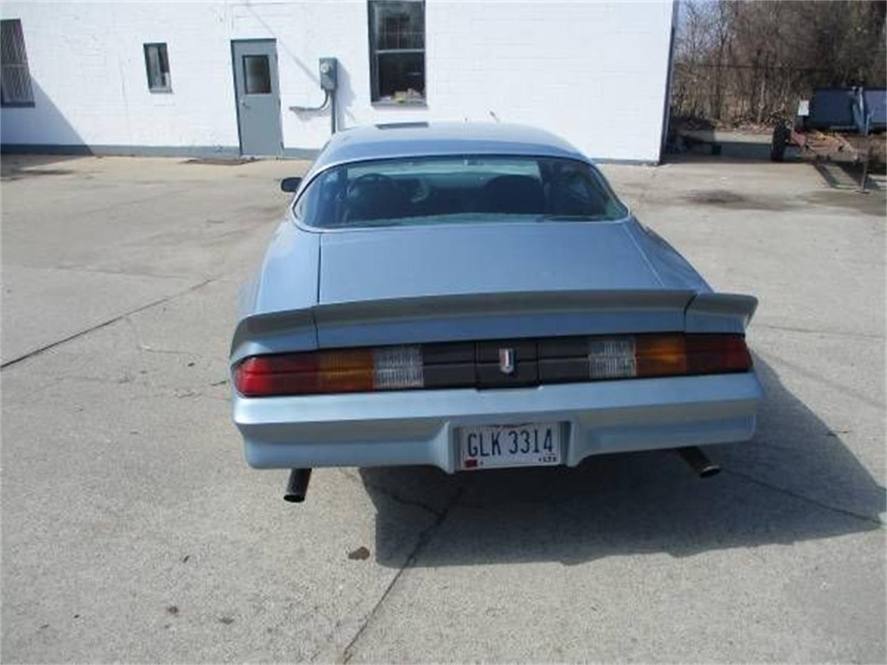 1978 Chevrolet Camaro (CC-1337057) for sale in Cadillac, Michigan