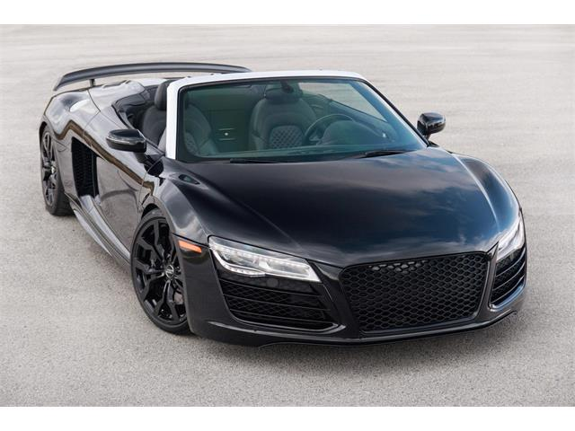 2014 Audi R8 (CC-1330706) for sale in Ocala, Florida