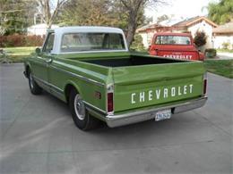 1969 Chevrolet C10 (CC-1337067) for sale in Cadillac, Michigan