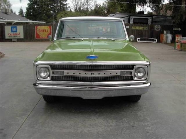 1969 Chevrolet C10 (CC-1337067) for sale in Cadillac, Michigan