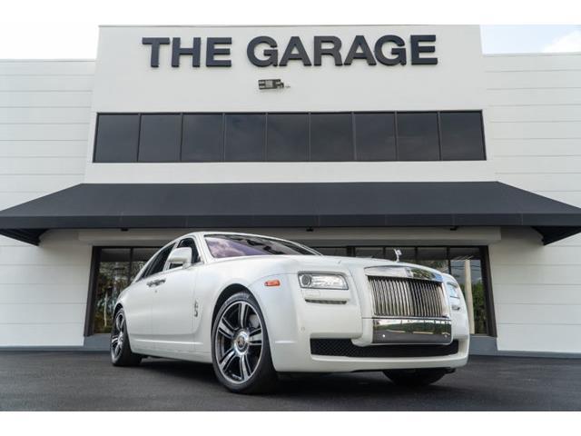 2014 Rolls-Royce Silver Ghost (CC-1337080) for sale in Miami, Florida