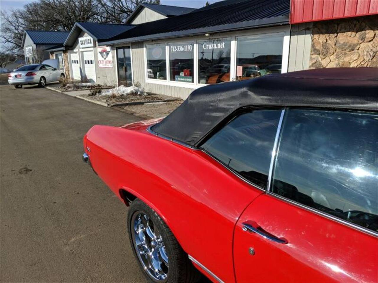 1969 Chevrolet Chevelle Malibu (CC-1337081) for sale in Spirit Lake, Iowa