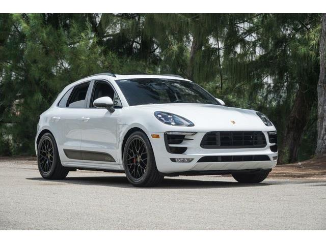 2017 Porsche Macan (CC-1337094) for sale in Miami, Florida