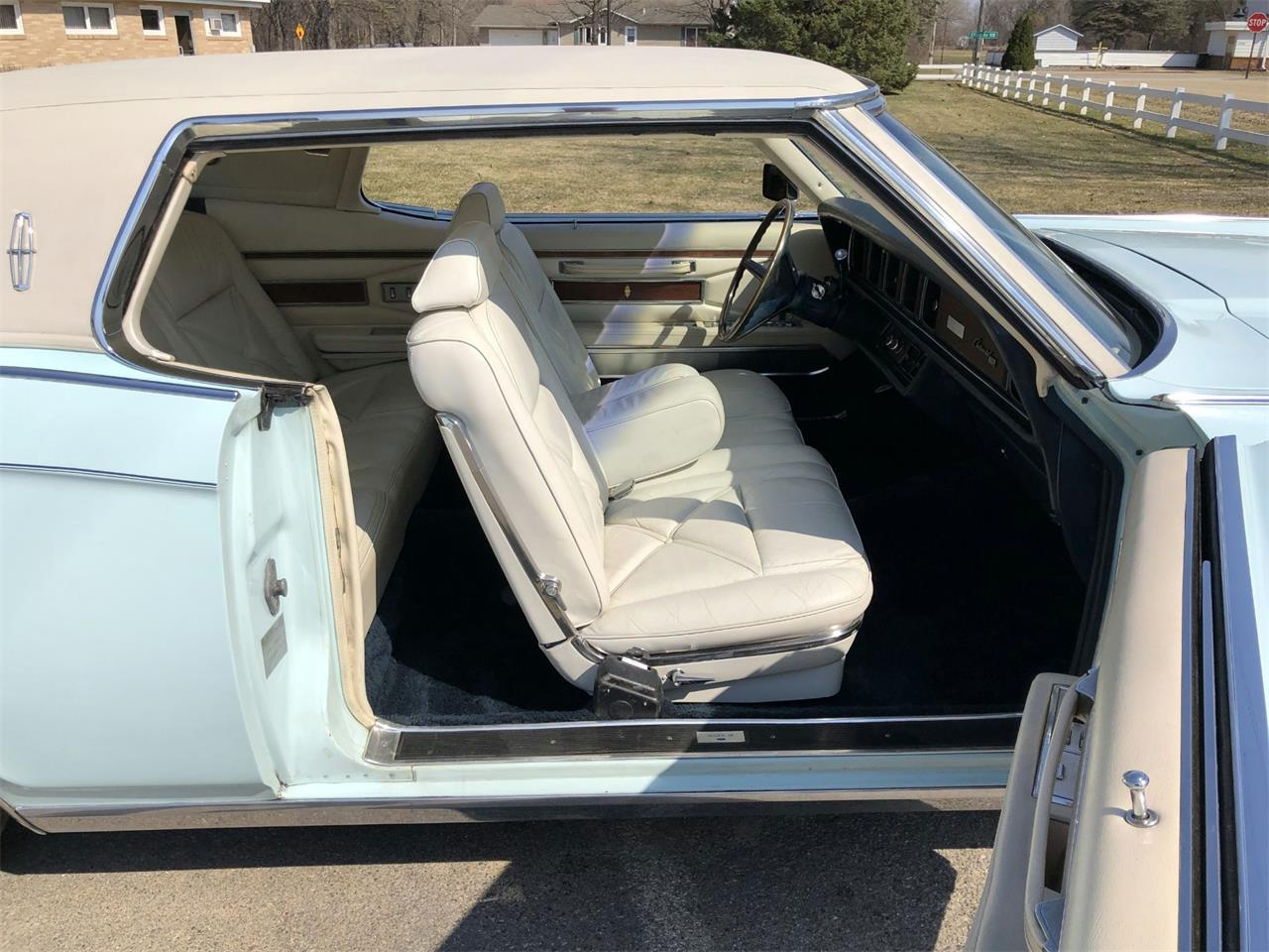 1971 Lincoln Continental Mark III (CC-1337097) for sale in Maple Lake, Minnesota