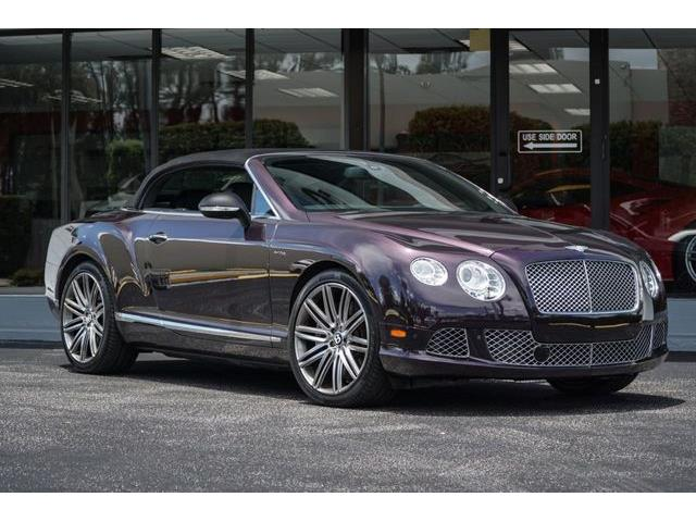 2014 Bentley Continental (CC-1337098) for sale in Miami, Florida
