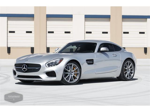 2016 Mercedes-Benz AMG (CC-1337109) for sale in Temecula, California