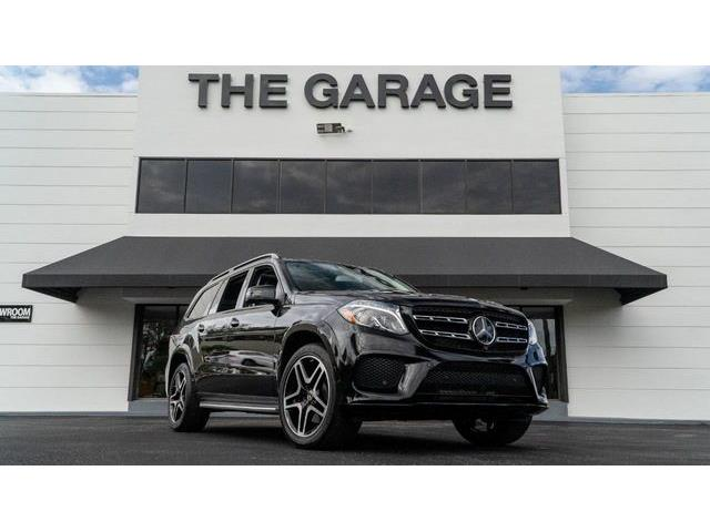 2018 Mercedes-Benz GLS-Class (CC-1337112) for sale in Miami, Florida