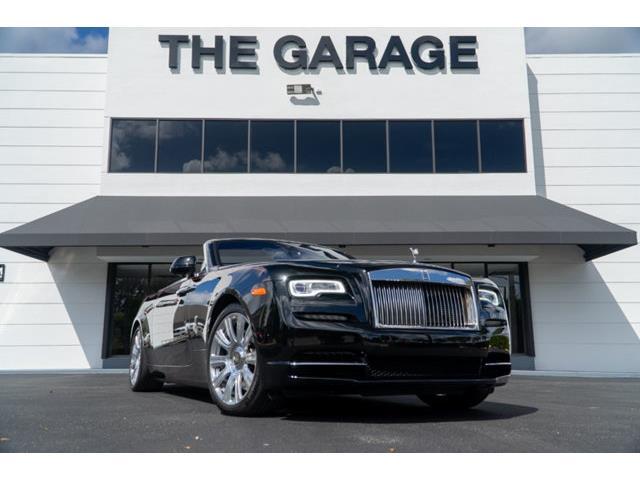 2017 Rolls-Royce Dawn (CC-1337118) for sale in Miami, Florida