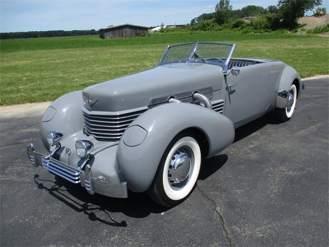1937 Cord 812 (CC-1337127) for sale in Solon, Ohio