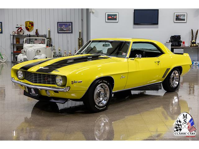 1969 Chevrolet Camaro (CC-1337139) for sale in Seekonk, Massachusetts