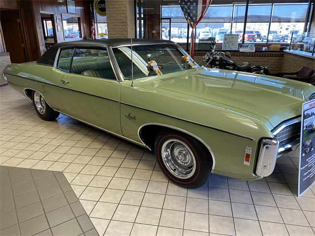 1969 Chevrolet Impala (CC-1337140) for sale in MILL HALL, PA.