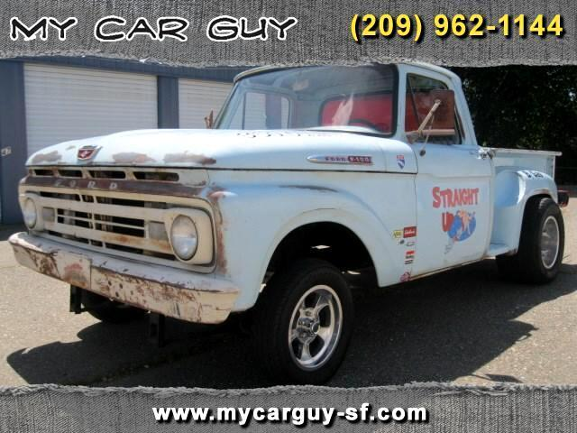 1962 Ford F100 (CC-1337149) for sale in Groveland, California