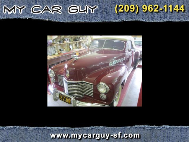 1941 Cadillac Series 62 (CC-1337150) for sale in Groveland, California