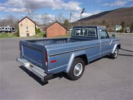 1982 Jeep CJ (CC-1337159) for sale in MILL HALL, PA.