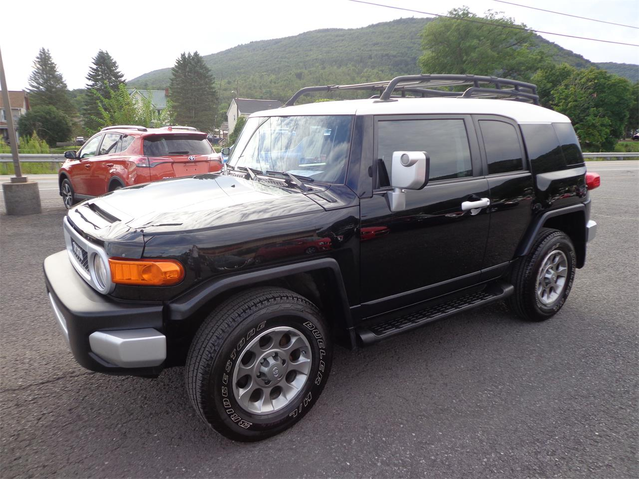 2011 Toyota FJ Cruiser (CC-1337160) for sale in MILL HALL, PA.