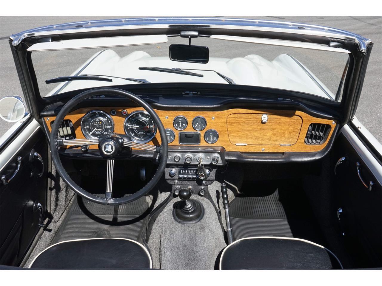 1963 Triumph TR4 (CC-1337161) for sale in Boise, Idaho
