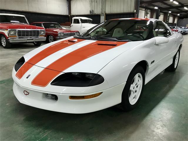 1997 Chevrolet Camaro (CC-1337173) for sale in Sherman, Texas