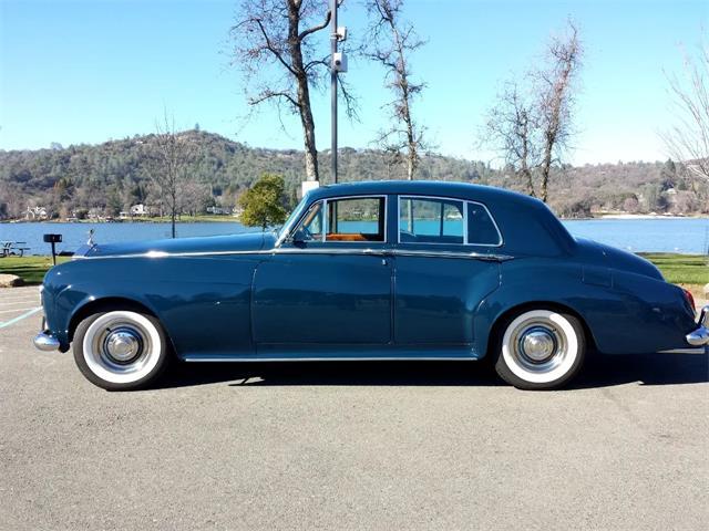 1965 Rolls-Royce Silver Cloud III (CC-1337178) for sale in orange, California