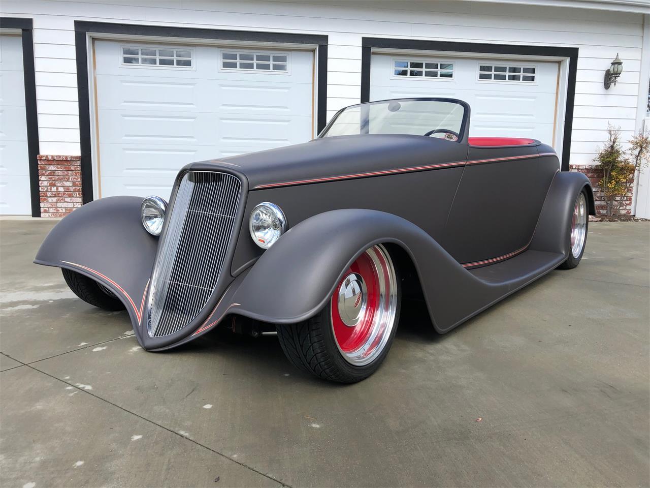 1933 Ford Roadster (CC-1337180) for sale in orange, California