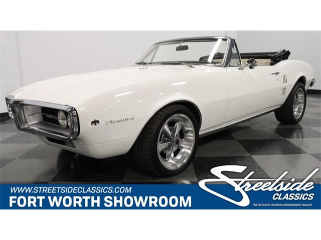1967 Pontiac Firebird (CC-1337181) for sale in Ft Worth, Texas