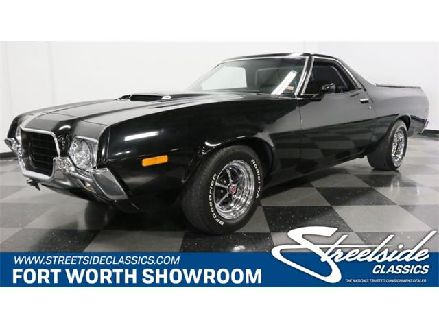 1972 Ford Ranchero (CC-1337185) for sale in Ft Worth, Texas