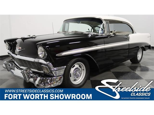 1956 Chevrolet Bel Air (CC-1337186) for sale in Ft Worth, Texas
