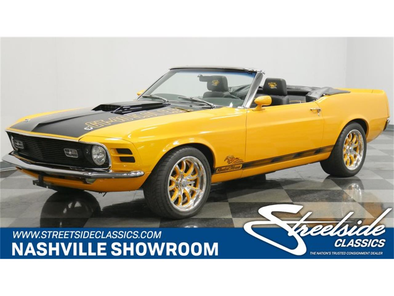 1970 Ford Mustang (CC-1337191) for sale in Lavergne, Tennessee