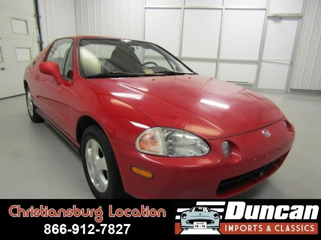 1994 Honda Del Sol (CC-1337194) for sale in Christiansburg, Virginia