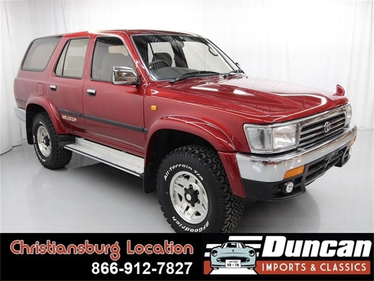 1994 Toyota Hilux (CC-1337203) for sale in Christiansburg, Virginia
