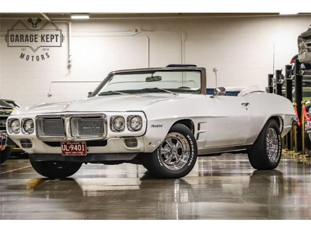 1969 Pontiac Firebird (CC-1337204) for sale in Grand Rapids, Michigan