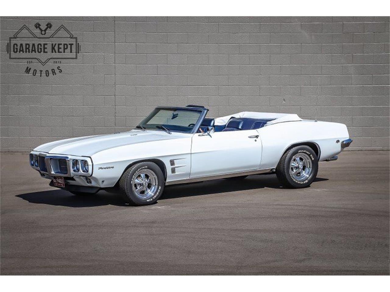 1969 Pontiac Firebird (CC-1337204) for sale in Grand Rapids, Michigan