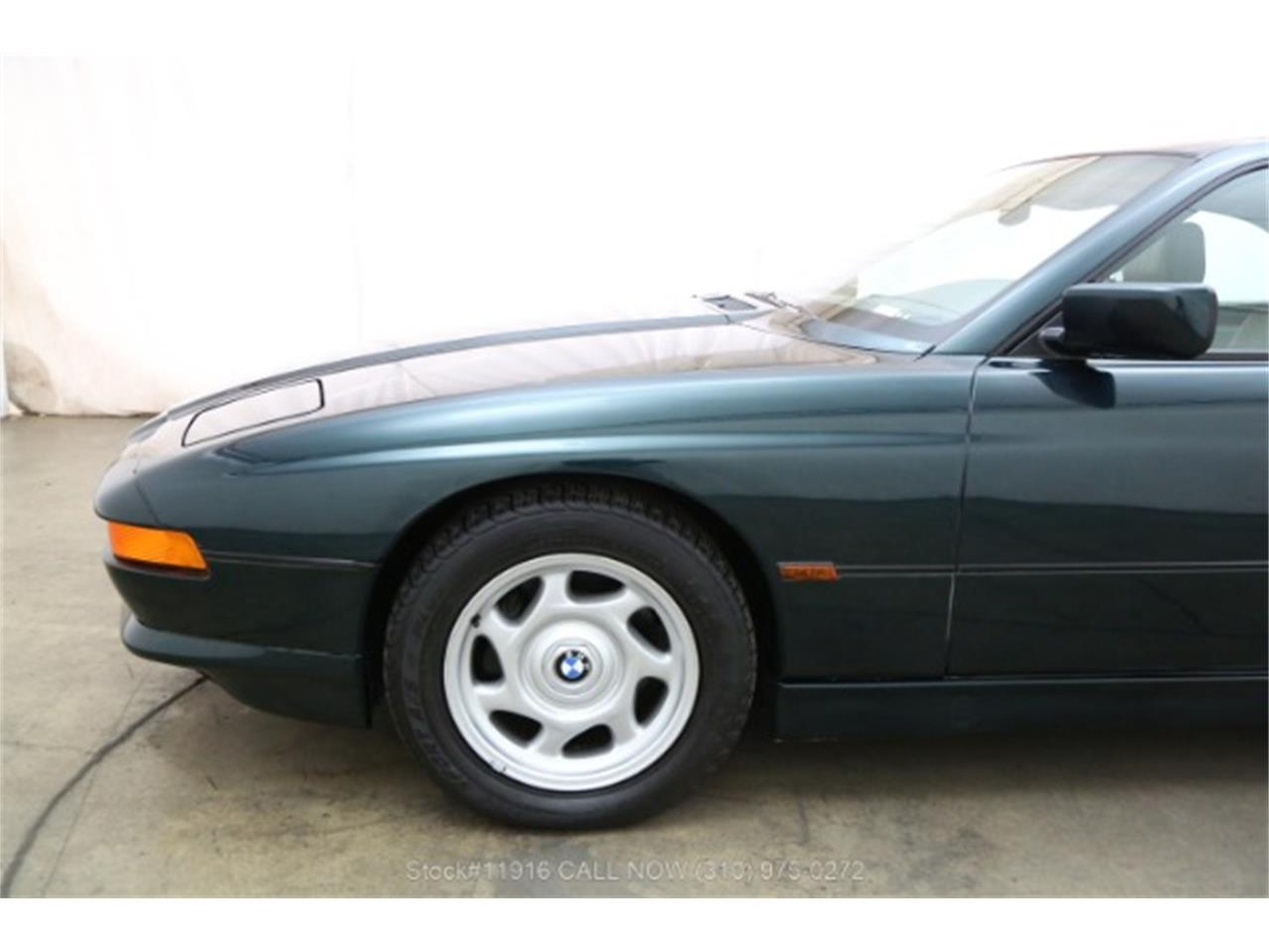 1997 BMW 8 Series (CC-1337206) for sale in Beverly Hills, California