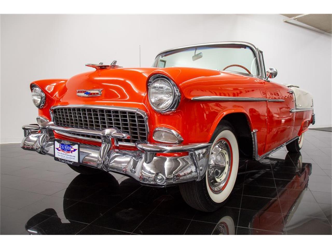 1955 Chevrolet Bel Air (CC-1337214) for sale in St. Louis, Missouri