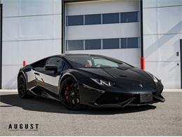 2015 Lamborghini Huracan (CC-1337216) for sale in Kelowna, British Columbia