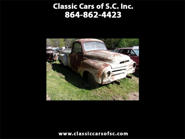 1956 Studebaker Pickup (CC-1337220) for sale in Gray Court, South Carolina