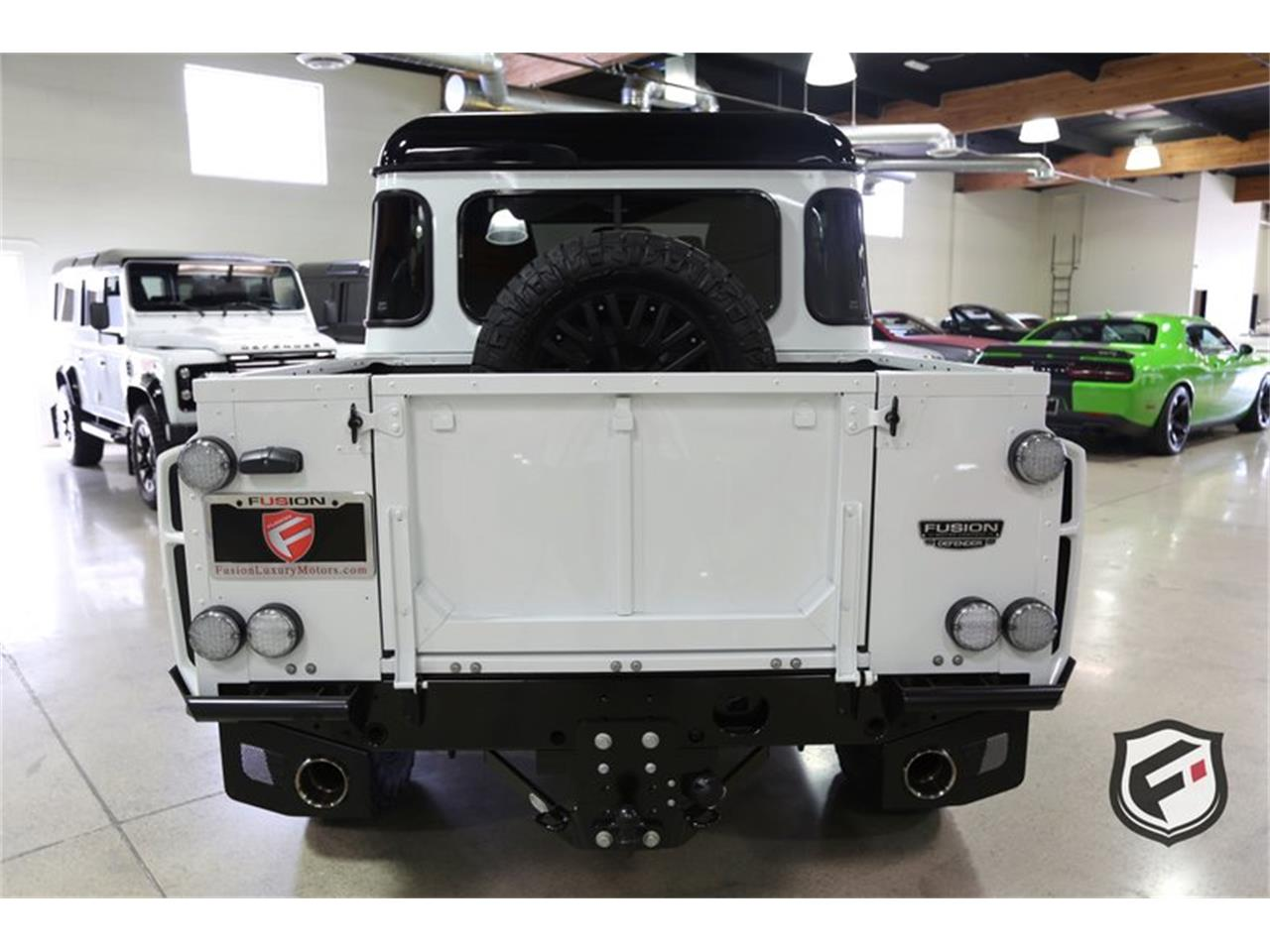 1991 Land Rover Defender (CC-1337222) for sale in Chatsworth, California