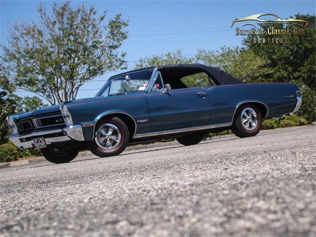 1965 Pontiac GTO (CC-1337224) for sale in Palmetto, Florida