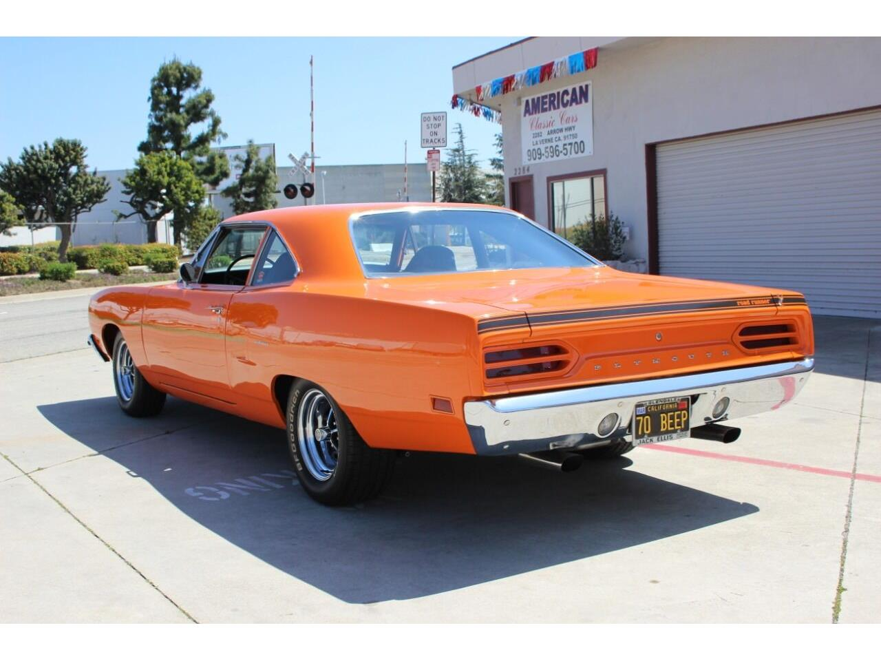 1970 Plymouth Road Runner (CC-1337228) for sale in La Verne, California