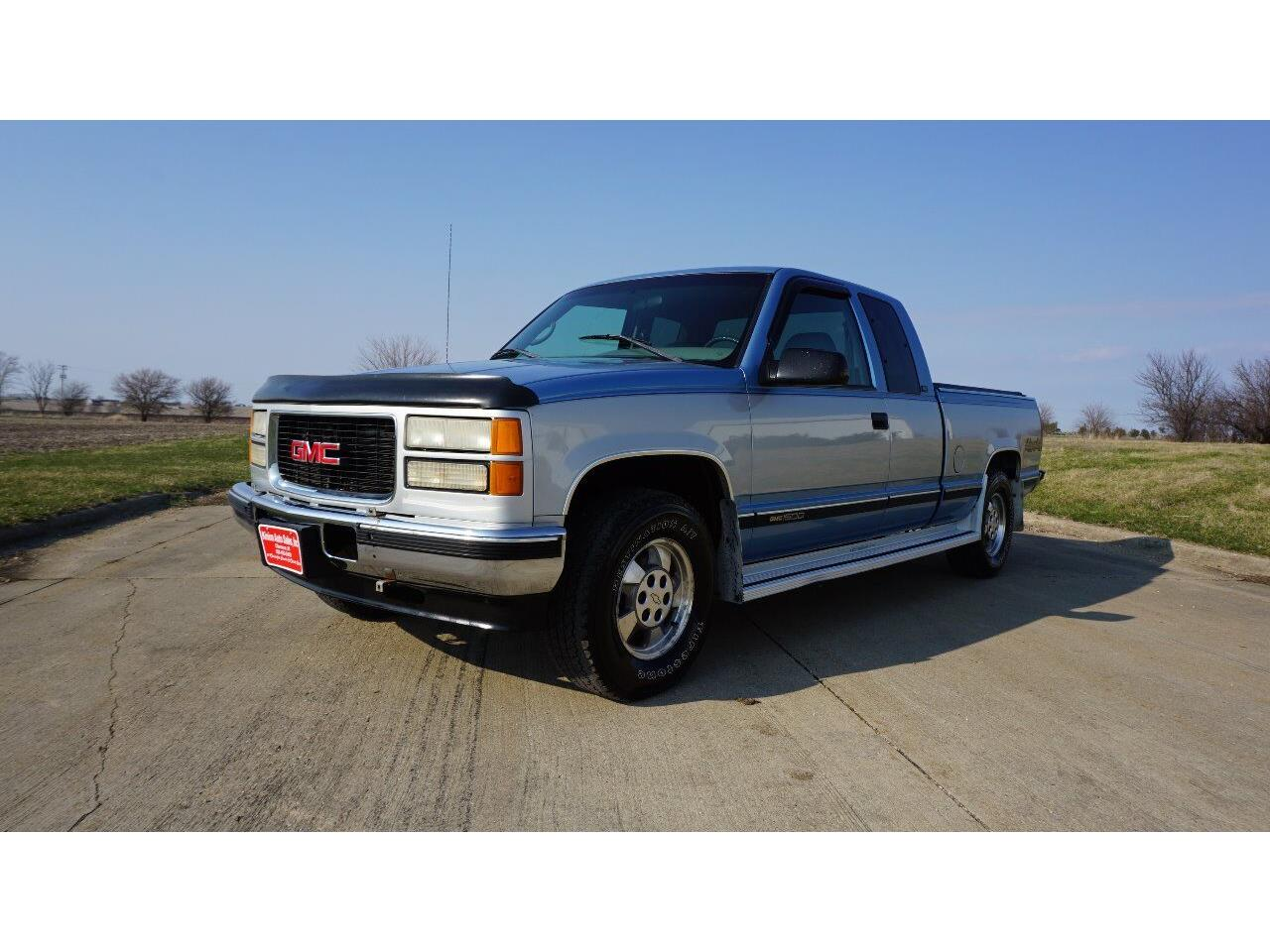 1996 GMC Sierra 1500 (CC-1337230) for sale in Clarence, Iowa